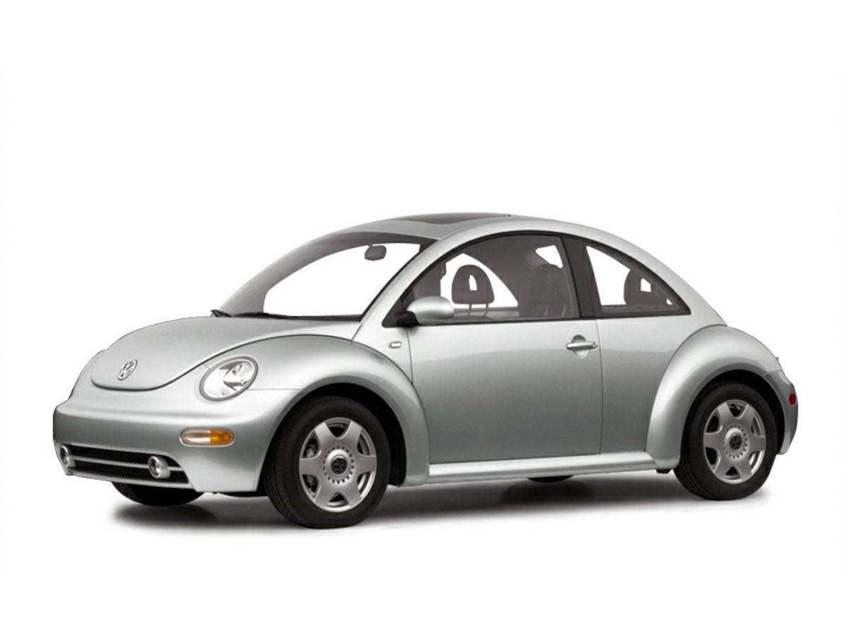 2001 Volkswagen Beetle GLS