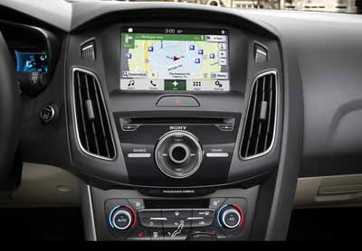 2018 Ford Focus Interior Plainfield In Andy Mohr Ford