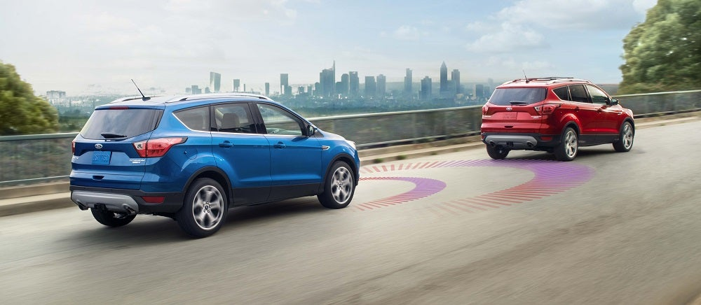 Ford Escape Vs Chevy Equinox Plainfield In Andy Mohr Ford