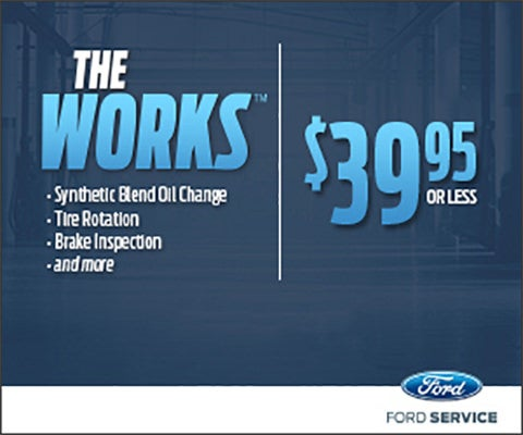 Ford Service Center Plainfield IN | Andy Mohr Ford