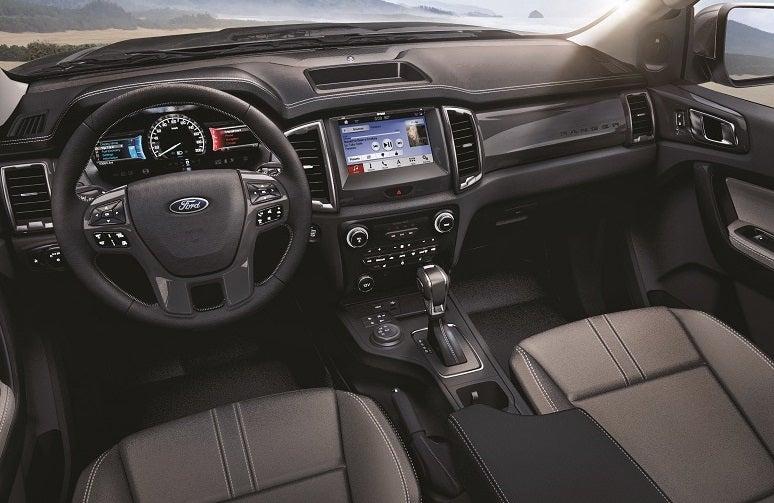 2019 Ford Ranger Interior Plainfield In Andy Mohr Ford